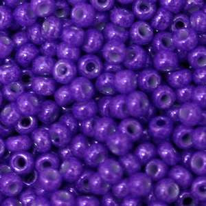11/o Japanese Seed Bead 0439 npf Opaque Luster - Beads Gone Wild