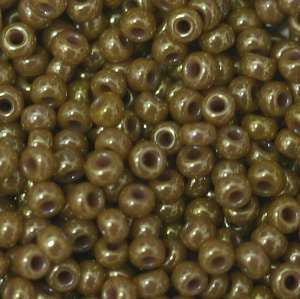 11/o Japanese Seed Bead 0440 npf Opaque Luster - Beads Gone Wild