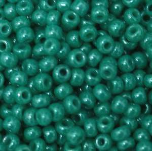 11/o Japanese Seed Bead 0442 npf Opaque Luster - Beads Gone Wild