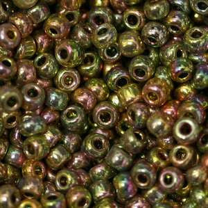 11/o Japanese Seed Bead 0462A npf Metallic - Beads Gone Wild