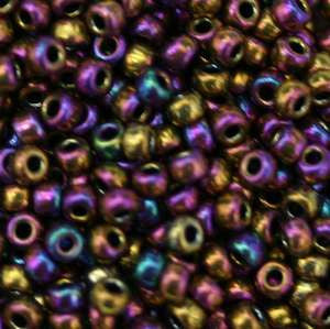 11/o Japanese Seed Bead 0462F Metallic - Beads Gone Wild