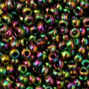 11/o Japanese Seed Bead 0462G Metallic - Beads Gone Wild
