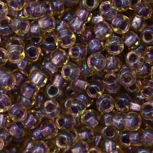 11/o Japanese Seed Bead 0701A Fancy Shine - Beads Gone Wild