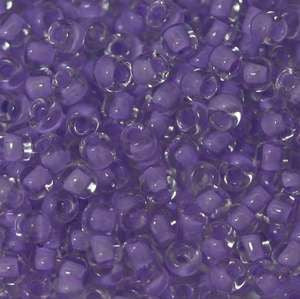 8/O Japanese Seed Beads Crystal 222 - Beads Gone Wild