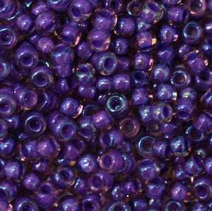 8/O Japanese Seed Beads Fancy 384 - Beads Gone Wild
