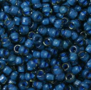 8/O Japanese Seed Beads Fancy 387F - Beads Gone Wild