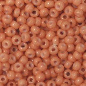 15/O Japanese Seed Beads Opaque 403B npf - Beads Gone Wild
