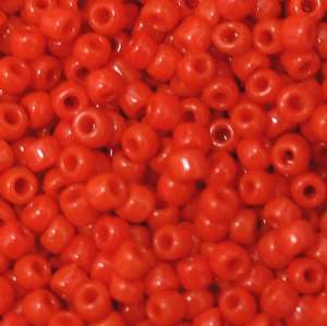 6/O Japanese Seed Beads Opaque 406 - Beads Gone Wild