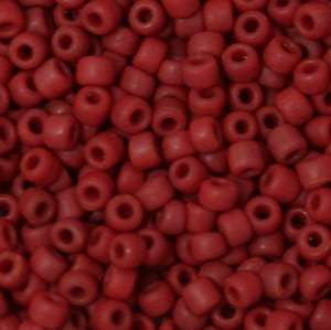 6/O Japanese Seed Beads Opaque 408A - Beads Gone Wild