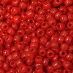 6/O Japanese Seed Beads Opaque 408 - Beads Gone Wild