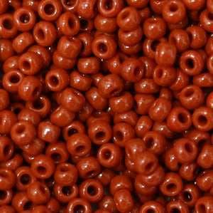 6/O Japanese Seed Beads Opaque 409A - Beads Gone Wild