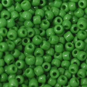 6/O Japanese Seed Beads Opaque 411 - Beads Gone Wild
