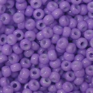 15/O Japanese Seed Beads Opaque 419 npf - Beads Gone Wild
