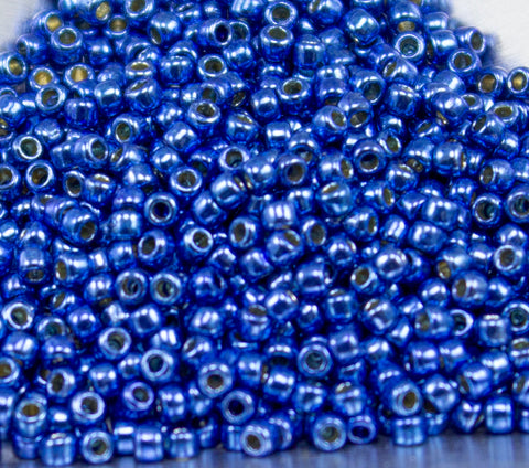 11/o Japanese Seed Bead  P0495G Perment Finish