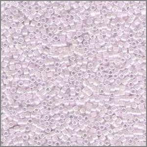 11/o Delica DB 0244 Pink OPL - Beads Gone Wild