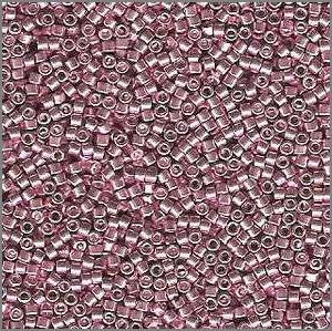 11/o Delica DB 0435 Pink Blush GA - Beads Gone Wild