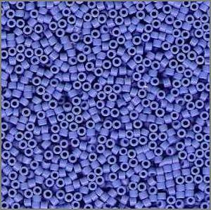 11/o Delica DB 0730 Periwinkle OP - Beads Gone Wild