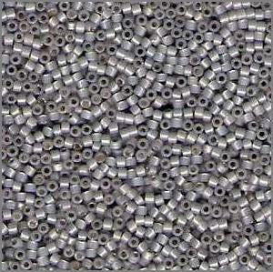 11/o Delica DB 1456 Smokey Light Taupe OP M - Beads Gone Wild
