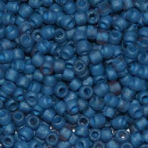 8/O Japanese Seed Beads Frosted F399N - Beads Gone Wild