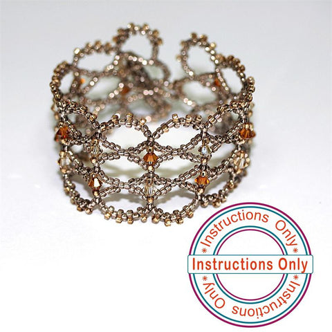 Crystal N' Lace Instructions - Beads Gone Wild