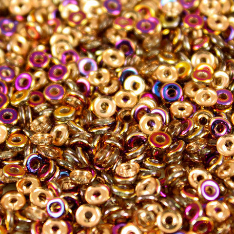 Crystal Sliperit 2x4mm - Beads Gone Wild