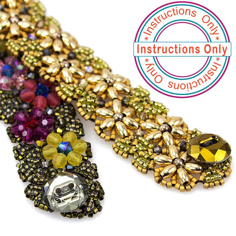 Gemstone Garden Instructions - Beads Gone Wild