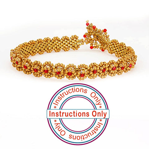 Golden Nepal Instructions - Beads Gone Wild