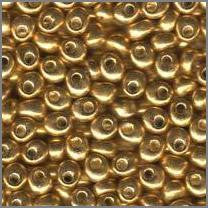 Gold Metallic 4mmApprox 9 grams - Beads Gone Wild