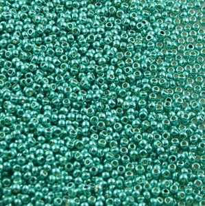 15/o Japanese Seed Beads Permanent P474 - Beads Gone Wild