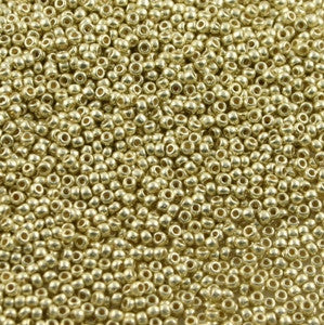 15/o Japanese Seed Beads Permanent P482 - Beads Gone Wild