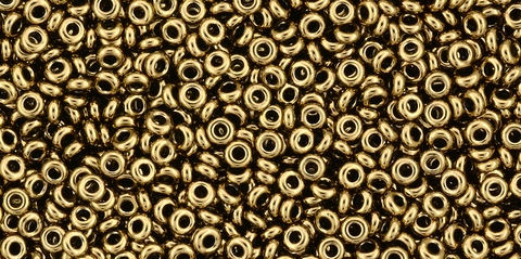 11/o Bronze Toho Demi Round Bead - Beads Gone Wild