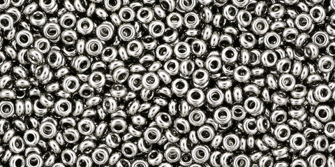 11/o Nickel Toho Demi Round Bead - Beads Gone Wild