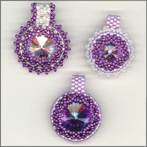 Beaded Bezel Instructions - Beads Gone Wild