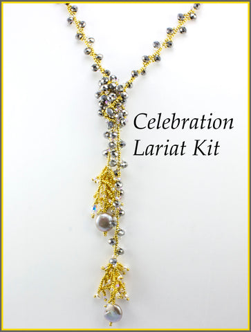 Celebration Lariat Bead Weaving Kit