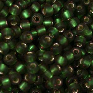 11/o Japanese Seed Bead F0037 npf Frosted - Beads Gone Wild