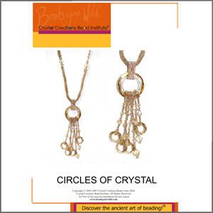 Circles of Crystals Instructions - Beads Gone Wild