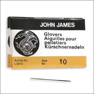 John James Glovers Needles - Beads Gone Wild