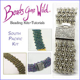 South Pacific Bead Weaving Bracelet Kit