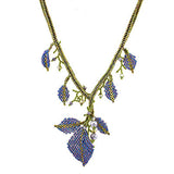 Falling Leaves Necklace Bead Weaving Kit