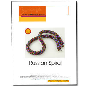 Russian Spiral Instructions - Beads Gone Wild