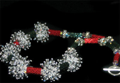 Snowball Necklace Instructions - Beads Gone Wild