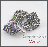 Speakeasy Bracelet Bead Weaving Kit