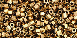 11/o Hex Seed Bead Bronze - Beads Gone Wild