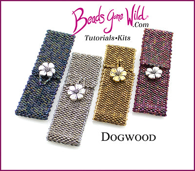 Dogwood Peyote Bracelet Kit