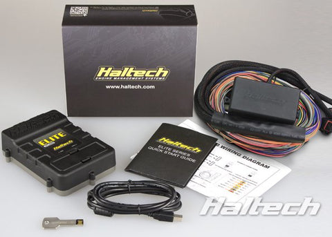 Haltech Elite 1500 with Premium Wiring Harness