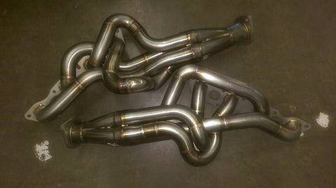 PPE Engineering RCF Headers Stainless Steel Equal Length