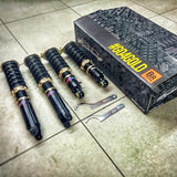 BC Racing Coilovers- with Free Stainless Steel Brake Lines