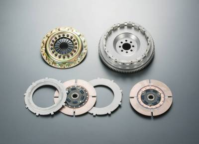 OS Giken Twin Plate BEAMS Altezza 3sge Clutch Kit