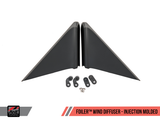 AWE FOILER WIND DIFFUSER - INJECTION MOLDED Porsche 718