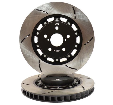 Racing Brake 2 Piece Front Rotors RC350 F Sport RWD